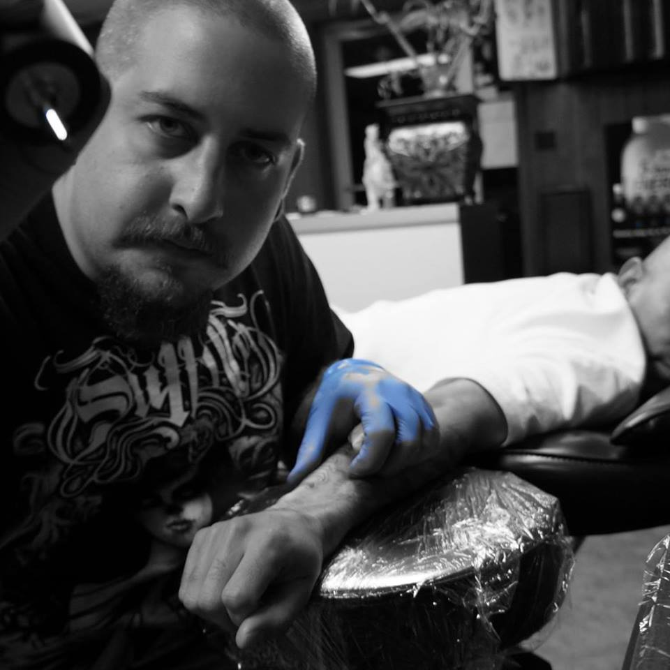 Our artists world famous tattoo ink north carolina for Best tattoo artists in nyc 2017